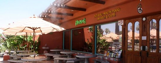 Natures Health Food & Cafe