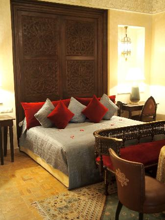 Riad Kniza: My room