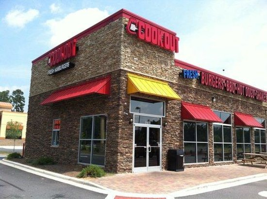 Cookout Restaurant Locations South Carolina