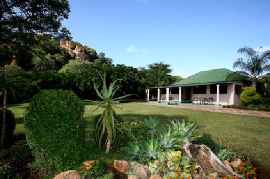 Matopos National Park, Simbabwe: Farmhouse