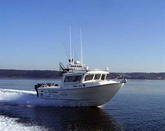 Eagle point fishing charters anacortes reviews of for Fishing san juan islands