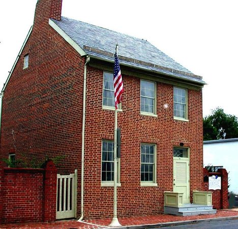 Roger Brooke Taney House