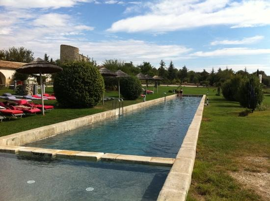 le bassin de nage picture of domaine de capelongue bonnieux tripadvisor. Black Bedroom Furniture Sets. Home Design Ideas