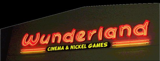 Wunderland Cinema and Nickel Games