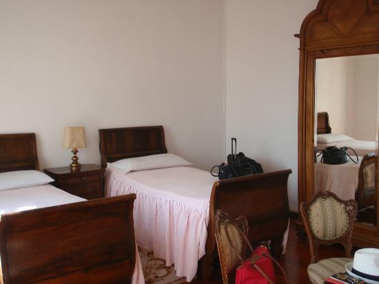 Villa Elena: The large room