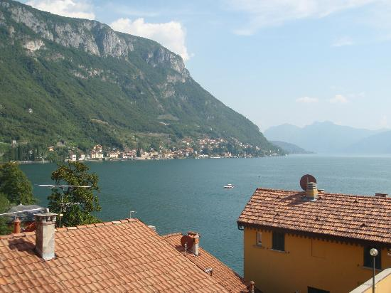 Villa Elena: View from the balcony