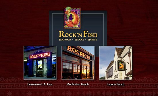 The 10 best restaurants near luxe city center hotel for Rock n fish