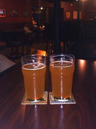 Milan, MI: A pair of Southpaw IPAs waiting to fulfill their destiny!