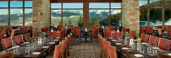 The 10th Vail Mountain Vail Menu Prices Amp Restaurant