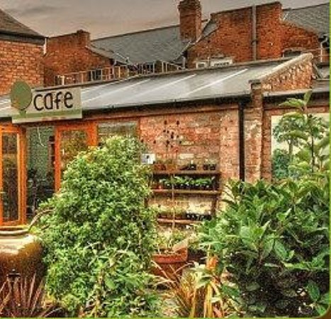 Kitchen Garden Cafe Birmingham Restaurant Reviews