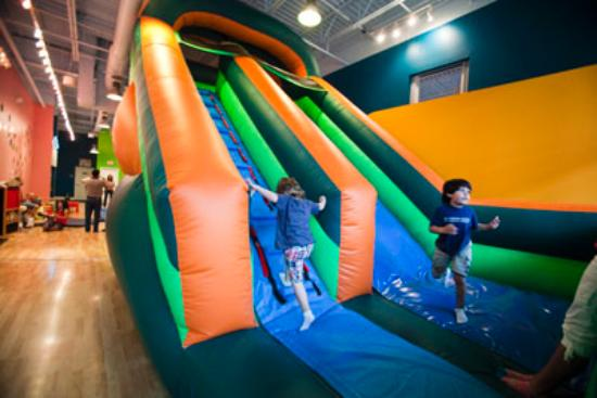 Slide Picture Of Cool Beans Indoor Playground Cafe Palm Beach Gardens Tripadvisor