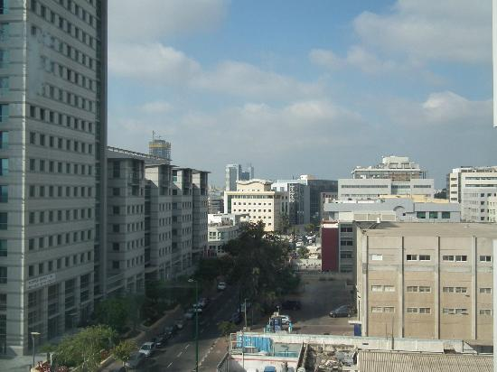 Leonardo Boutique Hotel Tel Aviv: View from room