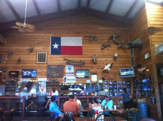 Man Caves Rockport Tx : Very texan picture of poor man s country club rockport