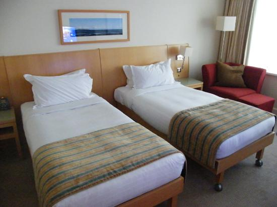Hilton Dublin Airport: the other room...