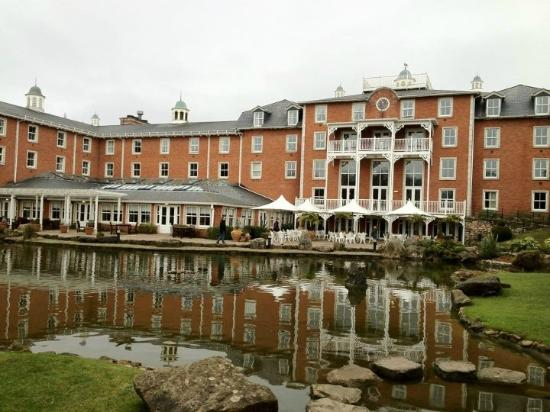Hotel From Across The Pond