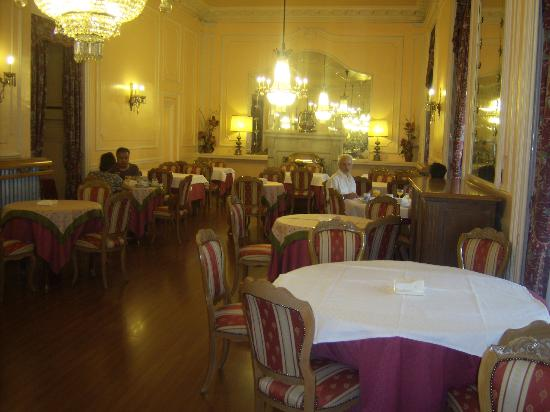 Hotel Granvia: breakfast room