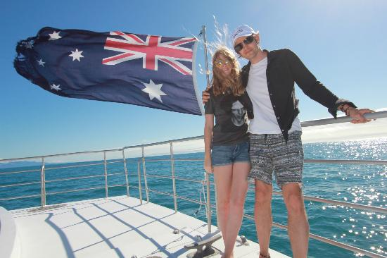 On A Boat  Picture Of Sydney Private Guided Tours Sydney  TripAdvisor