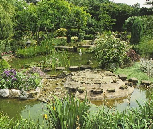 Pure Land Meditation Centre And Japanese Garden (Newark-on-Trent England) Address Phone ...