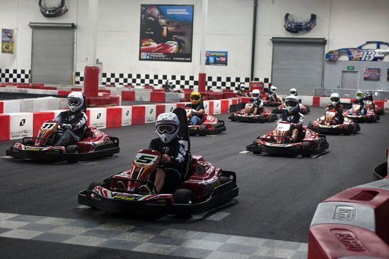 K1 Speed Houston Brings Racing to Race Fans! The largest indoor karting company in the country – K1 Speed, Inc. – is opening its newest location in Houston, Texas. Irvine, California (June 1, ) – With a dozen indoor karting centers currently in operation or under construction throughout the United States, K1 Speed.