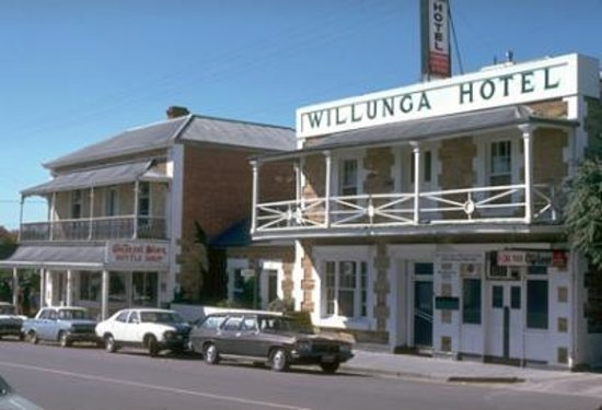 Willunga Australia  city photos gallery : Willunga Hotel, Willunga Restaurant Reviews & Photos TripAdvisor