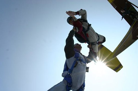 Skydive Harbor Springs