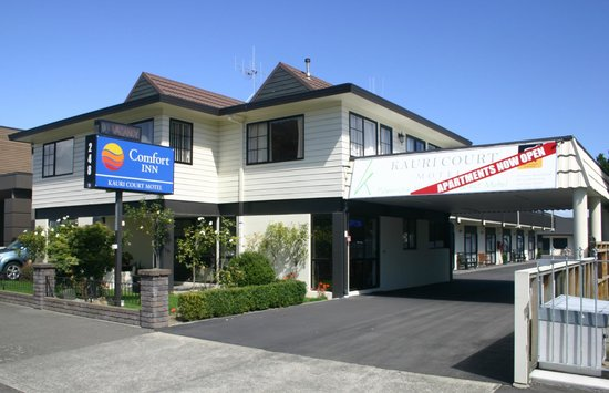 Photo of Comfort Inn Kauri Court Palmerston North