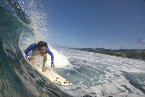 Fiji's Beach Cocomo Surf Camp