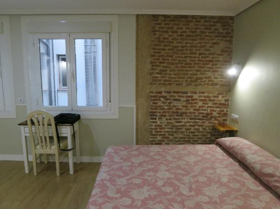 Hostal Madrid: Double room
