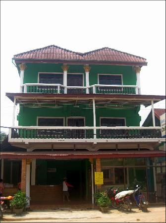 Chilllao Youth Hostel Guesthouse: front