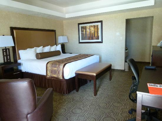 BEST WESTERN Coral Hills: notre chambre