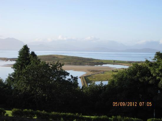 Mulranny Park Hotel: Bay View from front of hotel