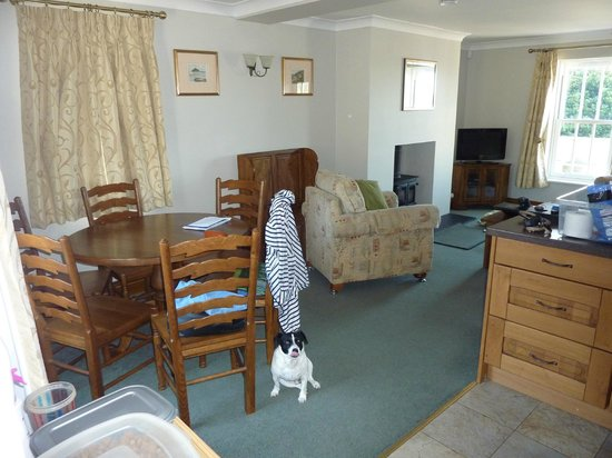 Greenacres Cottages: Lounge