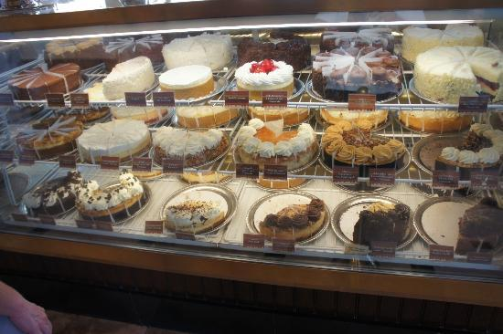 Cheesecake Factory Cheesecake Sizes The Cheesecake Factory