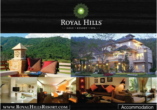 ‪Royal Hills Golf Resort and Spa‬