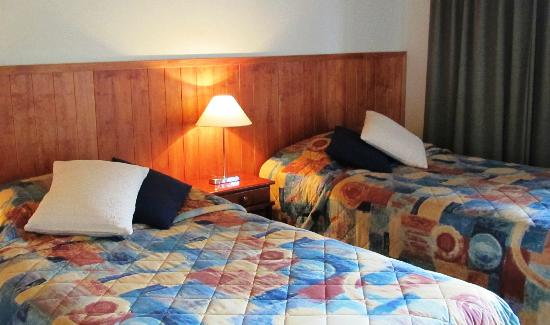 Adventure Lodge & Motel: Twin Share Studio Uit