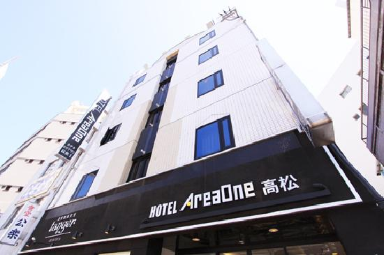 Photo of Hotel Area One Takamatsu