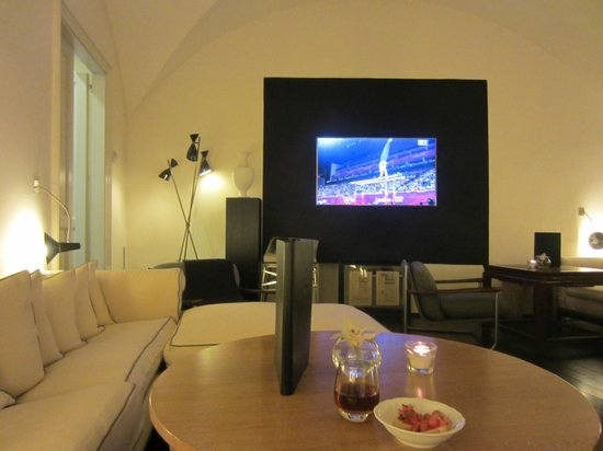 JK Place Firenze: JK Place the excellent stay in Florence