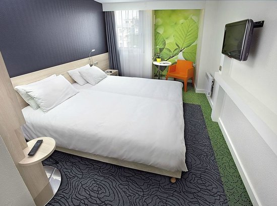 Ibis Styles Reims Centre Cathedrale: Chambre Twin