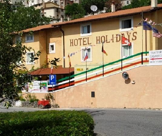 Photo of Hotel Holidays Barrea
