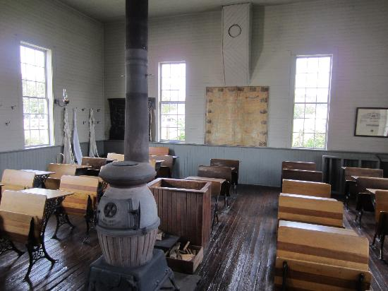 Corning One Room School House