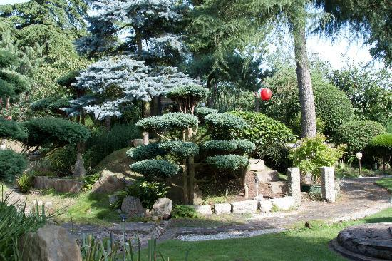 Pureland japanese garden picture of pure land meditation for Japanese meditation garden