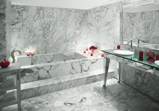 Faena Hotel: Suite Imperial - bathroom