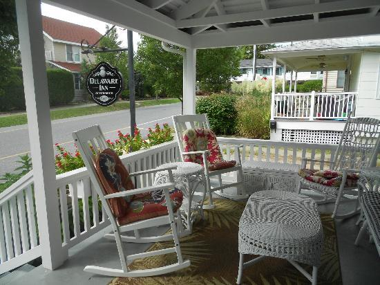 Delaware Inn at Rehoboth: Very Peaceful