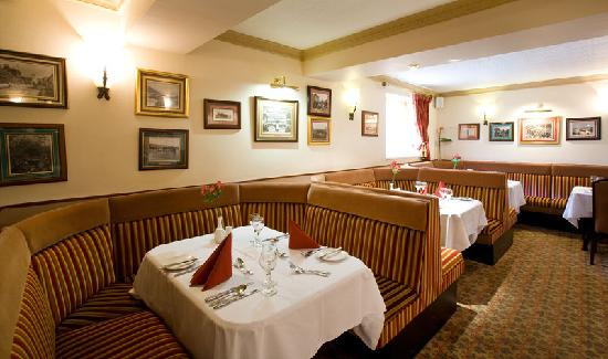 The Skiddaw Hotel Restaurant