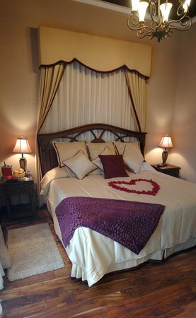 Hotel la Catedral: Honeymoon Room