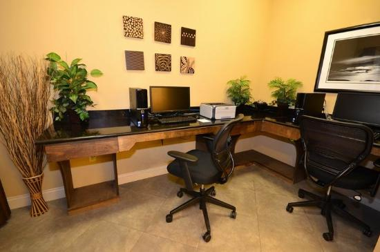 BEST WESTERN Abbeville Inn & Suites: Business Center