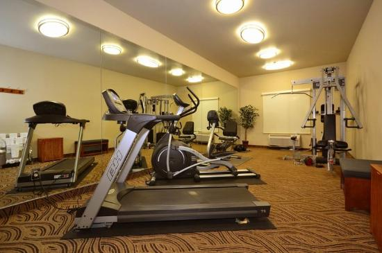 BEST WESTERN Abbeville Inn & Suites: Fitness Center