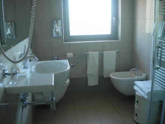 Hotel Le Corderie: bagno