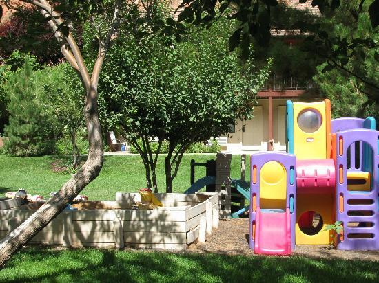 Nice Kids Play Area Picture Of Cliffrose Lodge Gardens