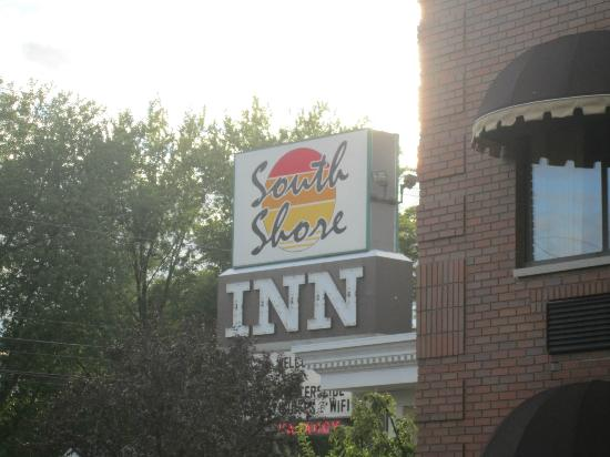 South Shore Inn: close to Cedar Point, about 3 miles.